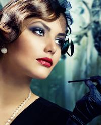 """The Great Gatsby"" inspira moda toamnei"