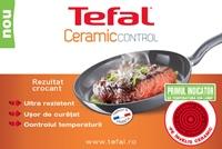 S-a lansat tigaia Ceramic Control de la Tefal