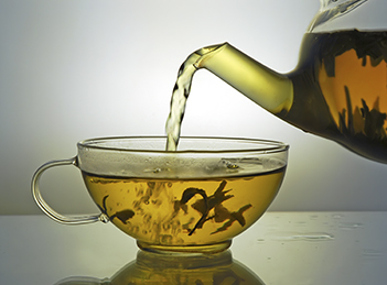 Ceaiul verde – proprietati terapeutice pentru sanatate si frumusete