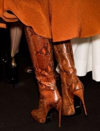 Botine si cizme la moda in sezonul rece 2013
