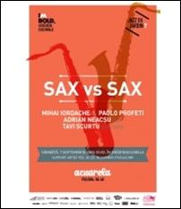 Sax vs. Sax