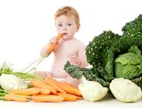 Vitaminele necesare copiilor in primele luni de viata