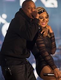 Beyonce si Jay-Z, cel mai bine platit cuplu de vedete