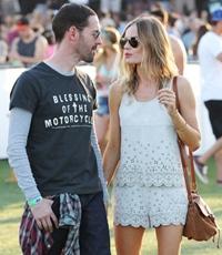 Kate Bosworth si Michael Polish, un cuplu fericit