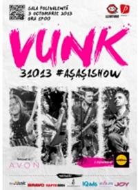 Concert Vunk – #asasishow