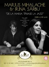 De la Maria Tanase la Jazz
