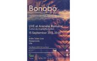 Bonobo live