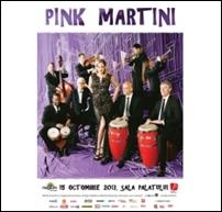 Concert Pink Martini