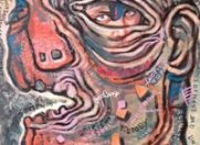 Vernisajul celei de-a cincea expozitii a artistei Ana Stefania Andronic (BUZU)