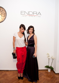 Endra.ro, showroom pentru designerii romani