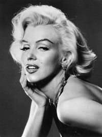Marilyn Monroe, imaginea Chanel No.5