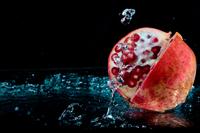 Rodia, fructul care protejeaza inima