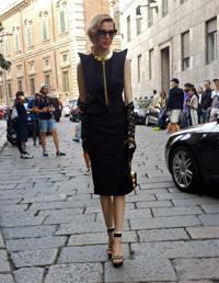 Janina Nectara, sunetul schimbarii in lumea modei I