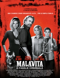 The Family – Malavita: O familie criminala