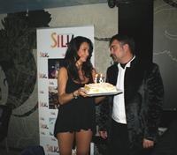 Nicoleta Luciu a organizat o petrecere-surpriza de ziua sotului ei, Zsolt Csergo