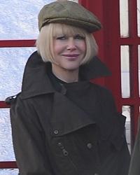 Nicole Kidman si coafura ei bob
