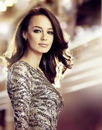 Andreea Raicu, imaginea parfumului VIP Night by Oriflame