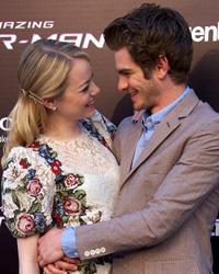 Bat clopote de nunta pentru Emma Stone si Andrew Garfield?