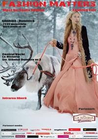 FASHION MATTERS - Must be Santa Edition, targul cadourilor de designer