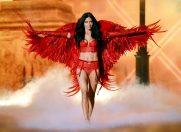 Adriana Lima si show-urile Victoria's Secret