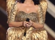 Katy Perry, aparitie memorabila pe scena X Factor Marea Britanie