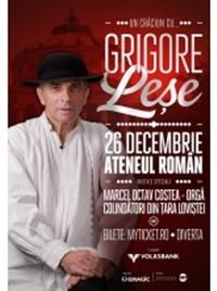 Recital Grigore Lese