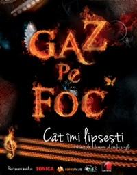 SENSOTV.RO a lansat noul videoclip al trupei GAZ PE FOC!