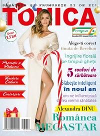 """Revista TONICA, nominalizata la categoria """"Cea mai buna revista"""" in cadrul Premiilor Radar de Media"""