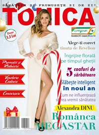 "Revista TONICA, nominalizata la categoria ""Cea mai buna revista"" in cadrul Premiilor Radar de Media"