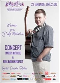 Concert Marius Matache & FBI