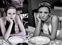 Carmen Negoita, Twiggy pentru calendarul oficial al fashion bloggerilor