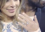 Kim Kardashian si fabuloasele inele de logodna
