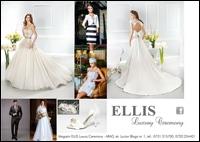 Eli Laslean – colectia Luxury: rochii de seara si de mireasa