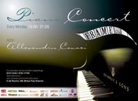 Piano Concert cu Allexandru Covaci