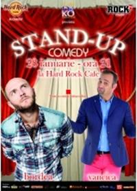 Stand-up comedy cu Bordea si Vancica