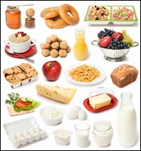 Alergiile si intolerantele alimentare – cu ce boli le confundam?