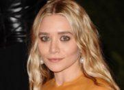Ashley Olsen, din nou singura