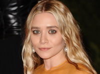 Ashley Olsen, din nou singura