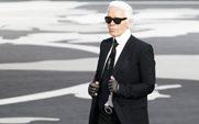 Karl Lagerfeld, designer de apartamente