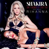 Shakira si Rihanna – colaborare de exceptie la inceput de an