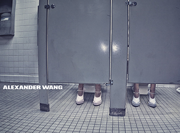 Campania Alexander Wang de primavara 2014