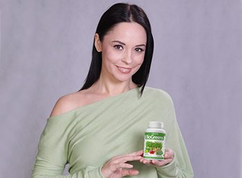 "BioGreens, un produs pentru ""tinerete fara batranete"""