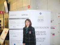 Dr. Ozana Moraru, medicul roman care a moderat un simpozion in cadrul reuniunii specialistilor oftalmologi din Europa