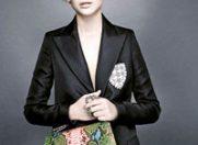 Jennifer Lawrence, imaginea campaniei de primavara Miss Dior