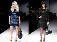 Katy Perry si Rita Ora, modele pentru Moschino