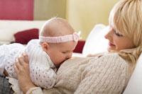 Laptele matern difera in functie de sexul copilului