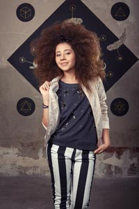 Nicole Cherry… si Romania are  copii-minune