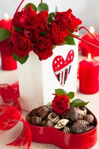 Valentine's Day, sarbatorita in fel si chip