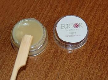 Le Bonton, workshop de cosmetice naturale