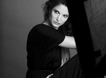 Stephanie Seymour, colaborare cu Estee Lauder